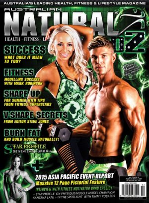 Australian Natural Bodz Issue 21 Magazine