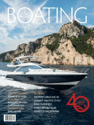Asia-Pacific Boating March - April 2016 Magazine