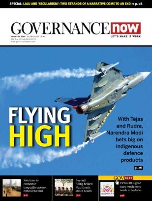 GovernanceNow January 31, 2018 Magazine