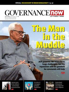 GovernanceNow July 15, 2018 Magazine