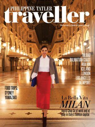 Philippine Tatler Traveller November 2015 Magazine