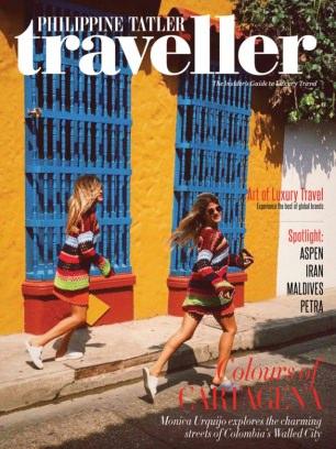 Philippine Tatler Traveller June 2016 Magazine