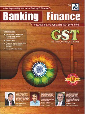 BANKING FINANCE June 2018 Magazine