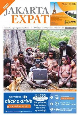 Jakarta  Expat 26 Sept - 9 October 2012 Magazine