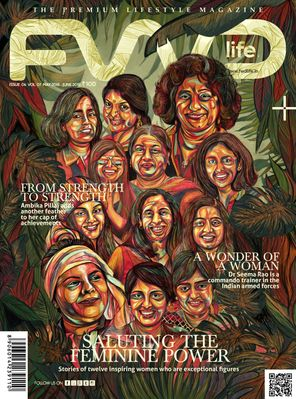 FWD Life May 2018 - June 2018 Magazine