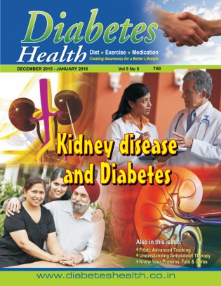 Diabetes Health December 2015 - January 2016 Magazine