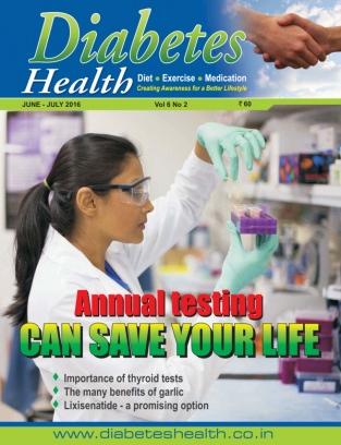 Diabetes Health June - July 2016 Magazine