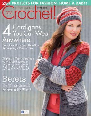 Crochet! Winter 2018 Magazine
