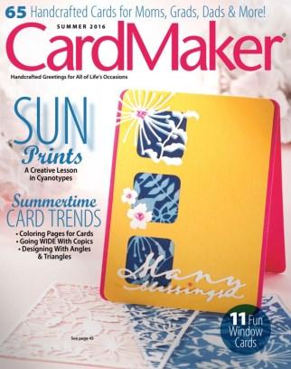 CardMaker Summer 2016 Magazine