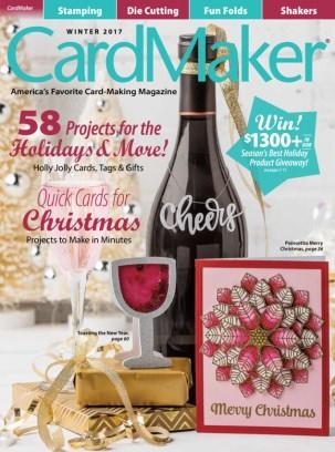 CardMaker Winter 2017 Magazine