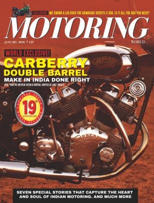 Motoring World January 2018 Magazine