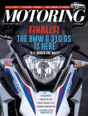 Motoring World August 2018 Magazine