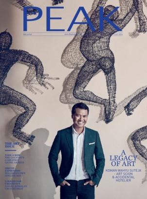 The PEAK Malaysia July 2016 Magazine