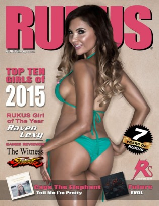 RUKUS magazine January / February 2016 Magazine