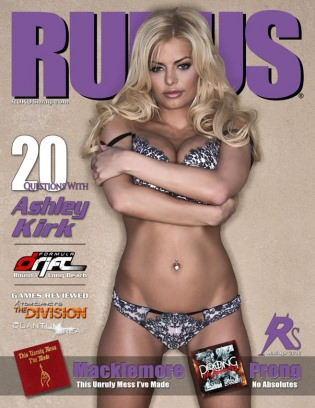 RUKUS magazine March / April 2016 Magazine