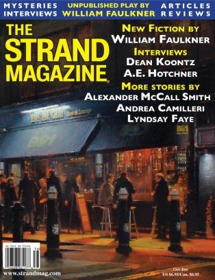 The Strand Magazine Holiday Issue 2015 Magazine
