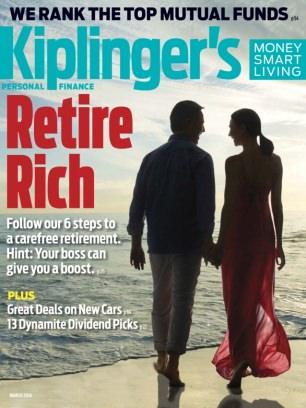 Kiplinger's Personal Finance March 2016 Magazine