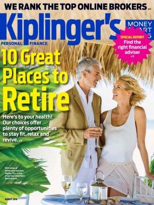 Kiplinger's Personal Finance August 2016 Magazine