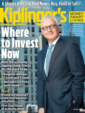 Kiplinger's Personal Finance July 2018 Magazine