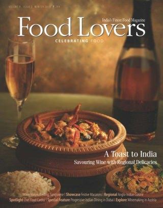 Food Lovers Winter 2015 Magazine