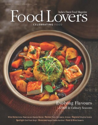 Food Lovers Spring 2016 Magazine