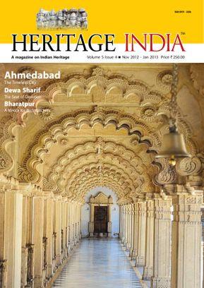 Heritage India Vol 5 Issue 4 Magazine