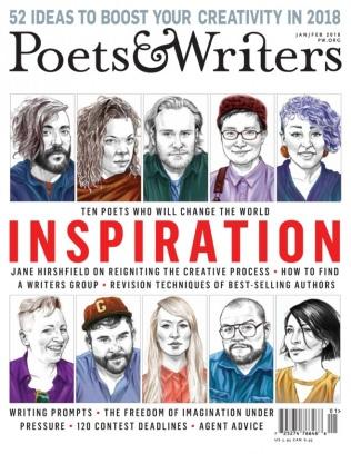 Poets & Writers Magazine January - February 2018 Magazine