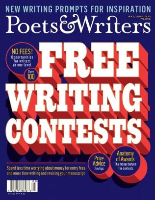Poets & Writers Magazine May - June 2018 Magazine