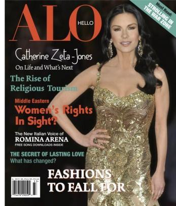 ALO Magazine ALO Fall - Winter 2014 Magazine