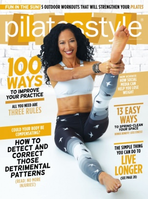 Pilates Style March - April 2018 Magazine