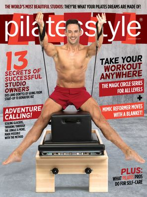 Pilates Style July - August 2018 Magazine