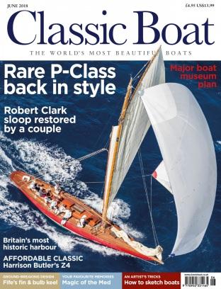 Classic Boat June 2018 Magazine