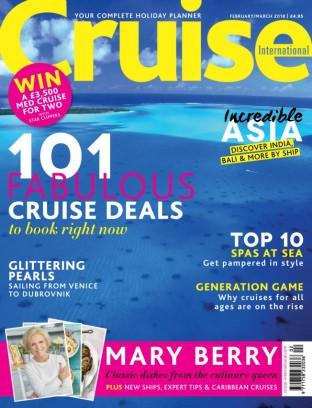 Cruise International February - March 2018 Magazine