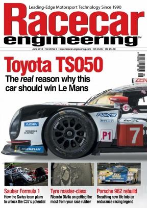 Racecar Engineering June 2018 Magazine