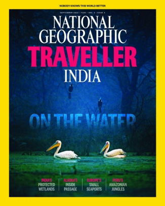 item reinventing national geographic society