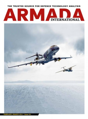Armada International February - March 2017 Magazine