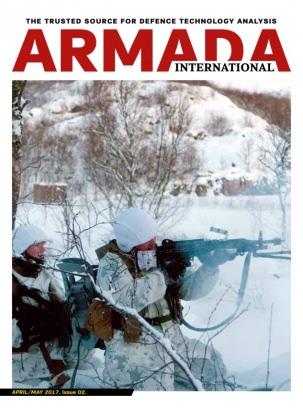 Armada International April - May 2017 Magazine