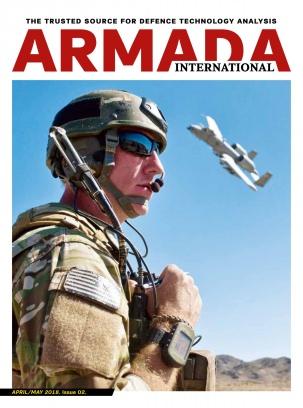 Armada International April - May 2018 Magazine