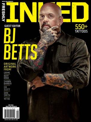 Freshly Inked April/May 2016 Magazine