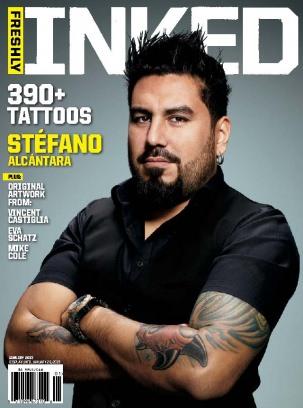 Freshly Inked Dec - Jan 2013 Magazine