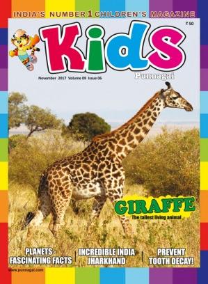 Kids Punnagai November 2017 Magazine