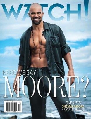 CBS Watch! Magazine December 2017 Magazine