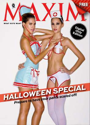 Maxim USA - Halloween Special issue Halloween Special issue Magazine