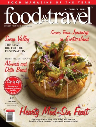 Food & Travel August - Septemeber 2017 Magazine