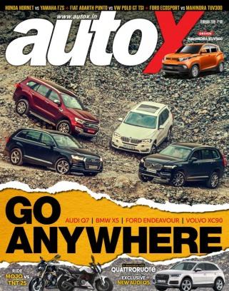 autoX February 2016 Magazine