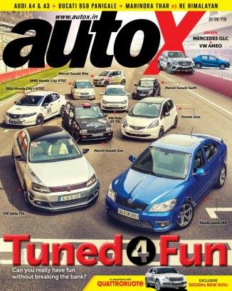 autoX July 2016 Magazine