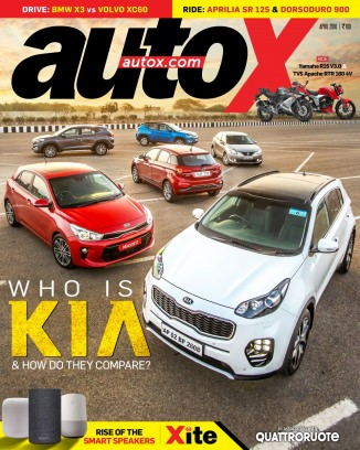 autoX April 2018 Magazine