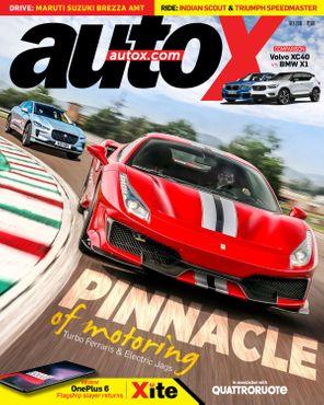 autoX July 2018 Magazine