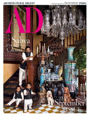 AD Architectural Digest India September - October 2018 Magazine