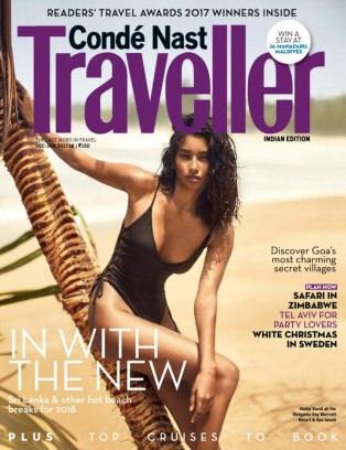 Condé Nast Traveller India December 2017/January 2018 Magazine